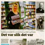 "Hamar Dagblad omtaler ""Det var slik det var"""